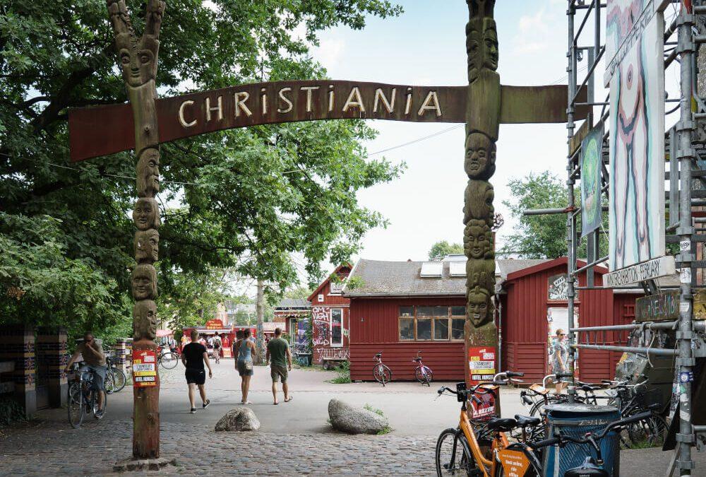 Jul i Nyhavn og på Christiania